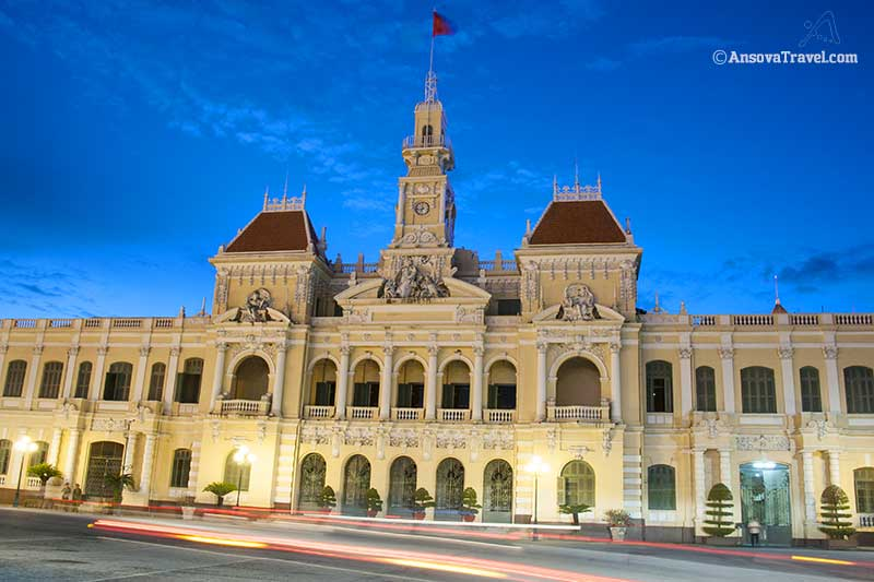 Ho-Chi-Minh-City-People's-Committee-Building