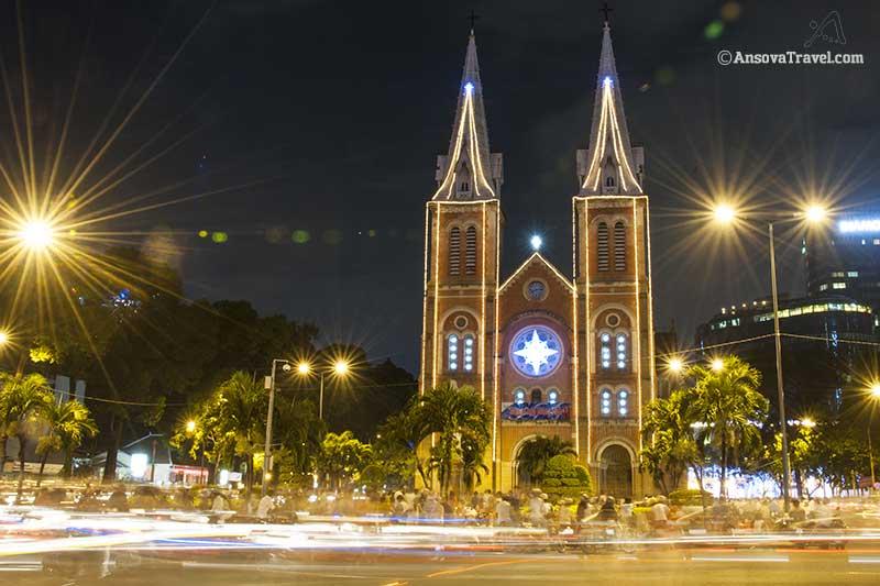 Notre Dame Catheral Saigon