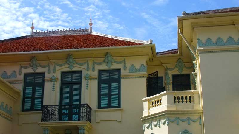 Discovering The Architectural Diversity Of Phnom Penh